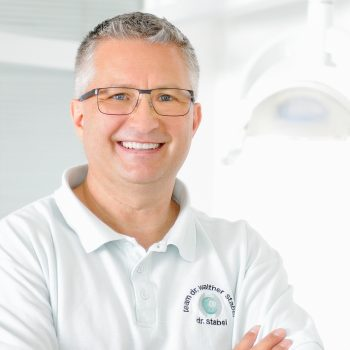 Dr. Walther Stabel MSc<br>Zahnarzt